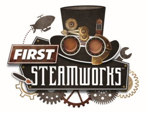 FIRST STEAMWORKS Event logo